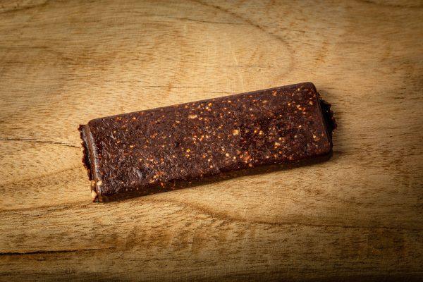 Vollgas-Riegel-Kakao-ausgepackt