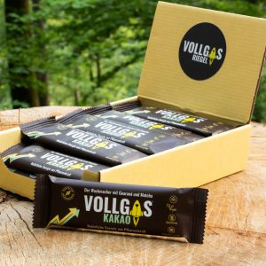 Vollgas Riegel Kakao 20er Box
